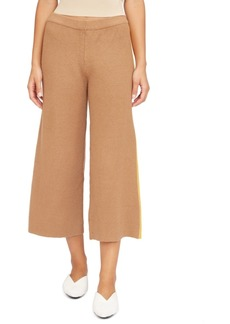 Lucy Paris Willow Wide Leg Cropped Track Pants