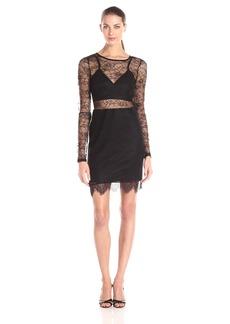 Lucy Paris Women's Showstopper Lace Dress