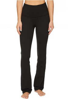 Lucy Perfect Core High-Rise Micro Boot Pants