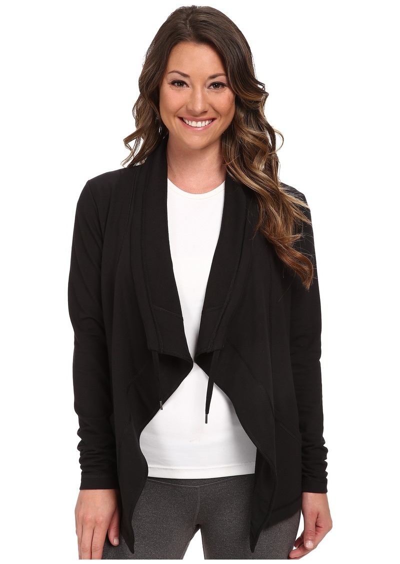 Lucy Studio Flow Wrap Jacket