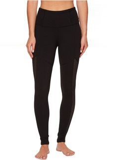 To The Barre Textured Leggings