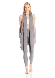 Lucy Women's Calm Heart Wrap Vest  L