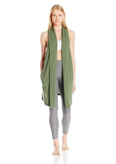 Lucy Women's Calm Heart Wrap Vest  S