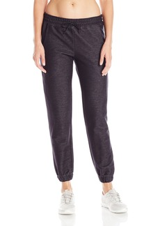 Lucy Women's Do Everything Cuffed Knit Pant