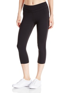 Lucy Women's Hatha Capri Legging  mall