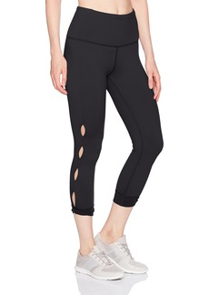 Lucy Women's Light and Free Capri Legging  S