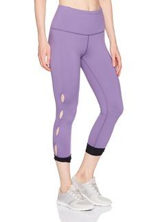 Lucy Women's Light and Free Capri Legging  S
