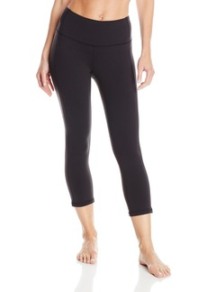 Lucy Women's Perfect Core Capri Legging Solid  Small