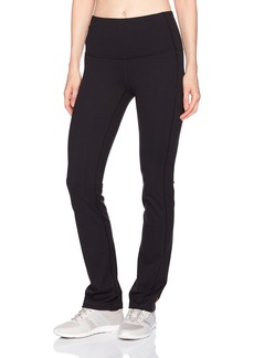 Lucy Women's Perfect Core High Rise Pant Black M