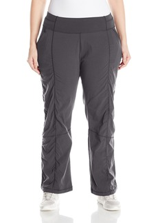 Lucy Women's Plus Size Get Going Pant  2X
