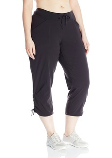 Lucy Women's Plus Size Lets Jet Pant  1X