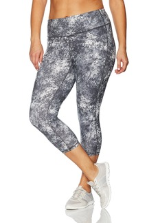 Lucy Women's Plus Size Perfect Core Capri Legging