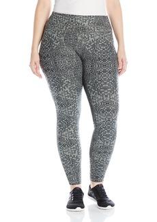 Lucy Women's Plus Size Studio Hatha Print Legging