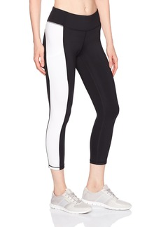 Lucy Women's Pocket Run Capri  S