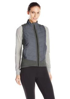 Lucy Women's Revolution Run Vest Black Heather