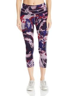 Lucy Women's Studio Hatha Capri Legging  L