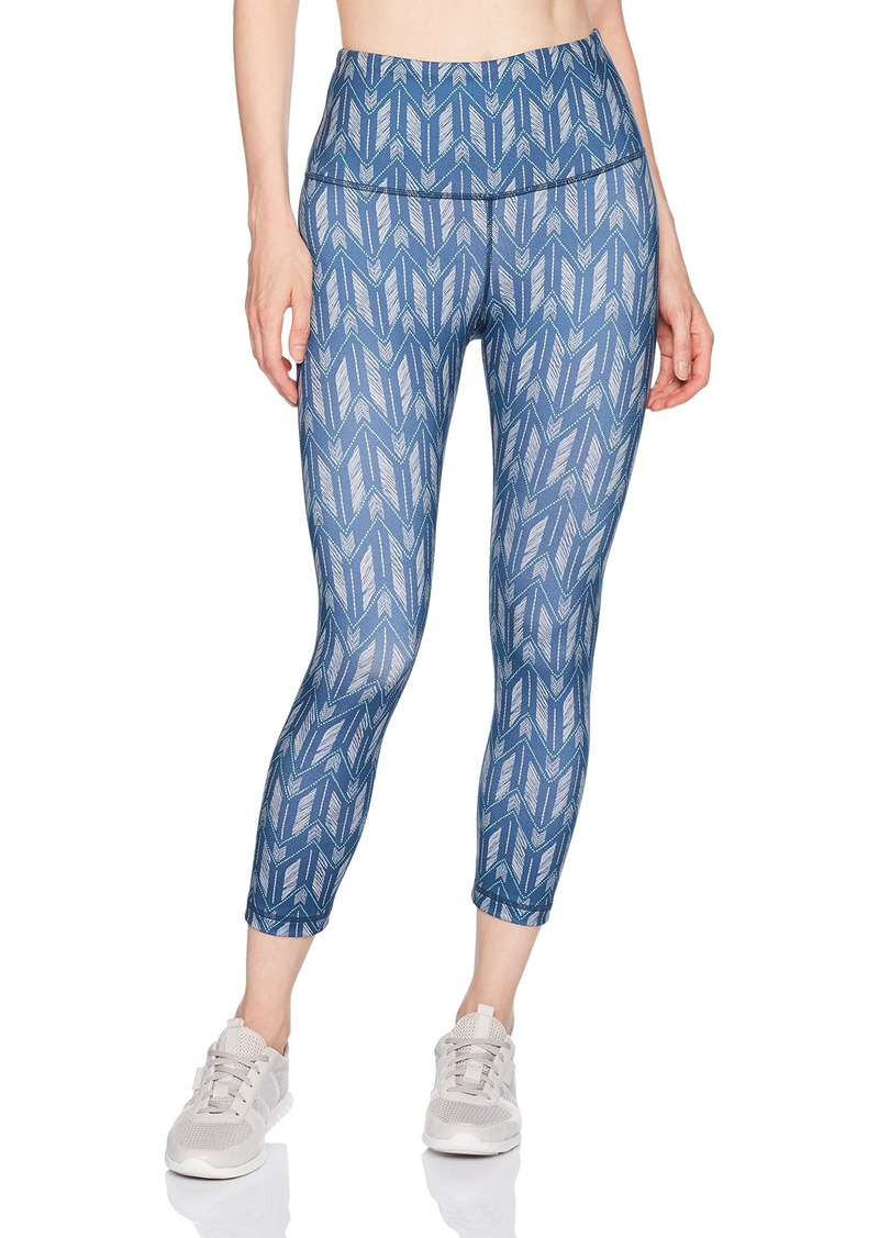 a4578857e727d Lucy Lucy Women's Studio High Rise Hatha Capri Legging XS   Casual Pants