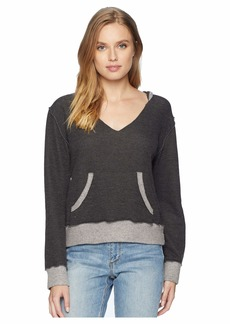 Lucy Open Back Hoodie