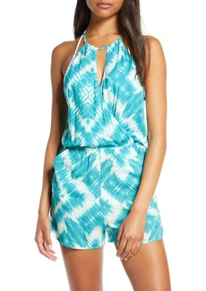 Luli Fama Senorita Cover-Up Romper