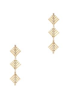 Lulu Frost Cascadia Pine Drop Earrings