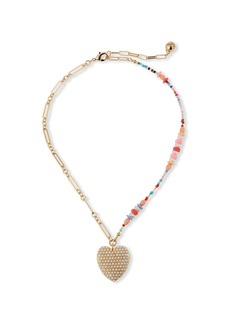 Lulu Frost Dolce Pearl Locket Necklace