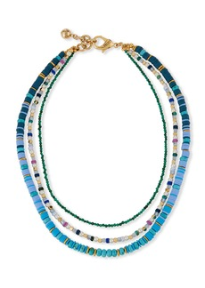 Lulu Frost Fresca Beaded Necklace