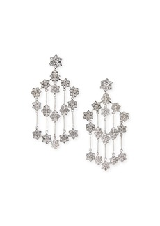 Lulu Frost Frost Statement Earrings