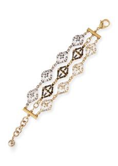 Lulu Frost Gloria Crystal Statement Bracelet