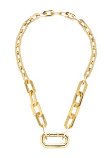 Lulu Frost Edge Gold-Plated Necklace