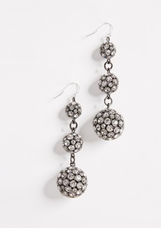 Lulu Frost Royale Triple Drop Earrings