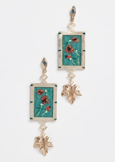 Lulu Frost Villa Earrings
