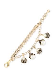 Lulu Frost Paloma Pearly Link Bracelet