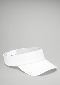 Lululemon Adjustable Sweat Visor