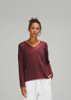Lululemon Cashlu™ V-Neck Sweater