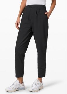 "Lululemon Essential High-Rise Trouser 25"""