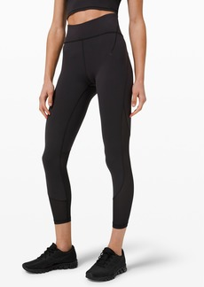 """Lululemon Everlux™ and Mesh High-Rise Tight 25"""" *Online Only"""
