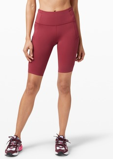 "Lululemon Fast and Free Short 10"" *Non-Reflective"