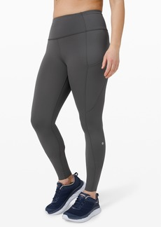 """Lululemon Fast and Free High-Rise Tight 28"""" *Nulux"""