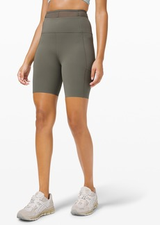 Lululemon Femme Force Super High Rise Short 8""