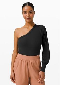 Lululemon LA One-Shoulder Bodysuit
