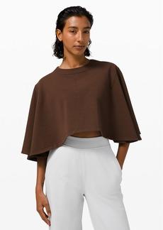 Lululemon LA Oversized Pullover Cape