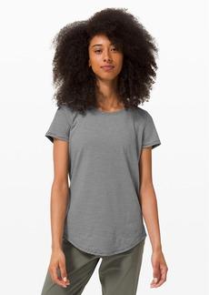 Lululemon Love Crew Short Sleeve T-Shirt *Lightweight