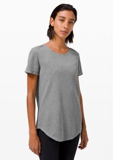 Lululemon Love Crew Short Sleeve T-Shirt *Waffle