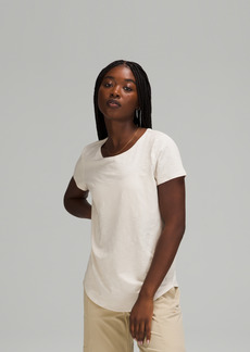 Lululemon Love Crew Short Sleeve T-Shirt