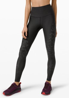"""Lululemon Mapped Out High Rise Tight 28"""" *Camo"""