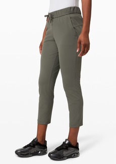 Lululemon On the Fly 7/8 Pant 27""