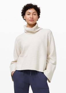 Lululemon Retreat Yourself Pullover