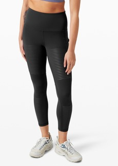 Lululemon Rogue Renegade Super High Rise Tight 25""