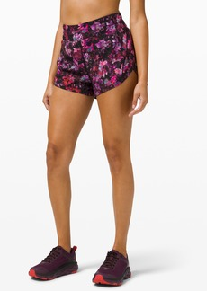 """Lululemon Track That High-Rise Short 3"""" Lined *Online Only"""