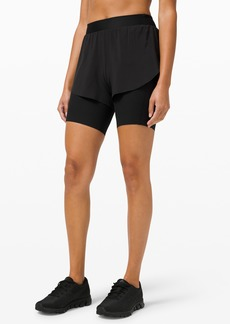 Lululemon Zoned In High-Rise 2-in-1 Short *Online Only